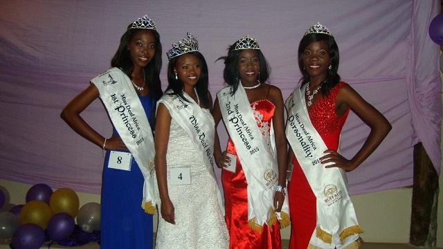 Une voix pour celles qui ne peuvent pas entendre: les Seychelles remportent la troisième place au concours  Miss Deaf Afrique 2015