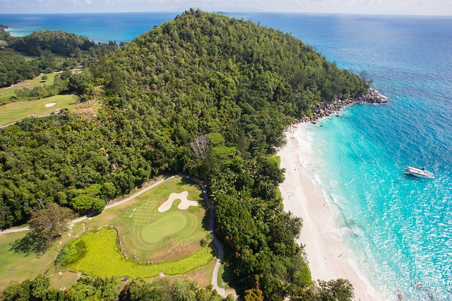 Not just for the birdies: golf instructors focus on driving the sport in Seychelles