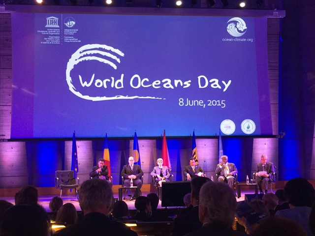 Small island states should consider themselves 'large oceanic nations' - Seychelles Vice President