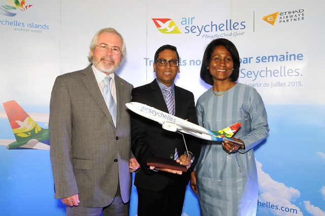 Only two weeks to go - Air Seychelles all set to launch non-stop Paris flights