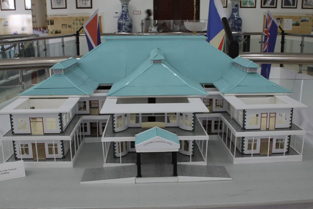 The evolution of legislative representation in Seychelles - first parliamentary museum opens