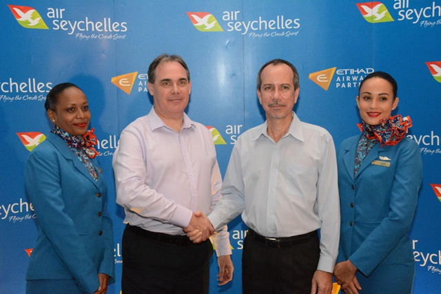 Farewell Manoj! Revenue specialist Roy Kinnear is announced as new Air Seychelles CEO