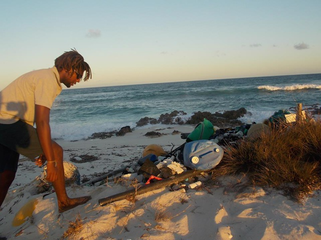 Environmental NGOs struggling to cope: Seychelles outer islands invaded by sea trash from other nations