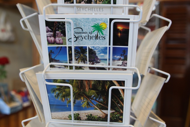 A 19-year-old delivery! French woman receives postcard mailed from Seychelles in 1996