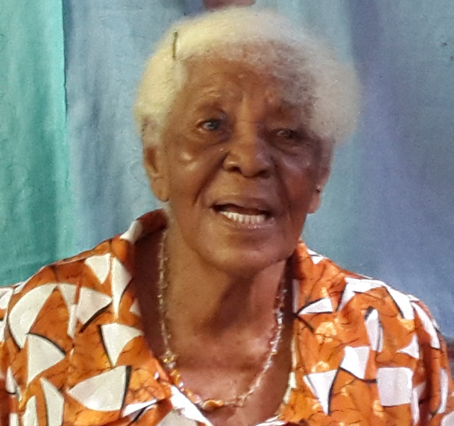 101 and still going strong: Seychelles centenarian and oldest citizen of Praslin Island, celebrates another year