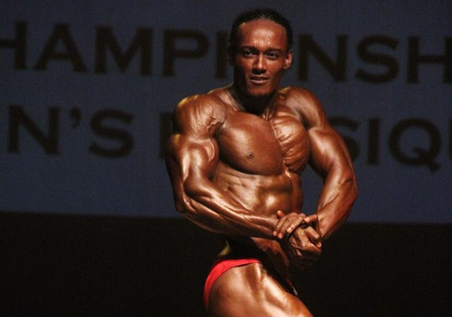 Bodybuilding: up-and-coming star Mervin Dugasse wins Seychelles title