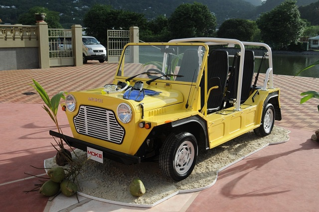 Reliving our Moke memories - the reinvented beach classic makes a comeback to Seychelles