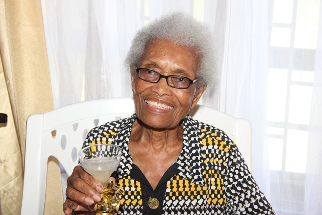 A bumper month - record number of Seychelles centenarians celebrate birthdays in July