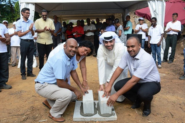 $9 million Abu Dhabi grant to provide 100 families in Seychelles with housing