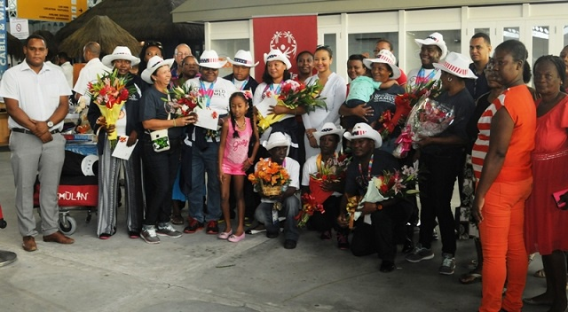 Monetary rewards on the cards as Seychelles Special Olympics athletes bring home 11 medals from the LA games