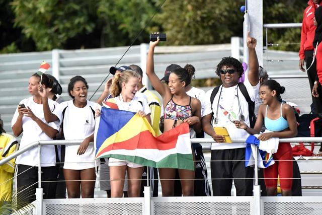 Le rideau est tombé sur les 9e JIOI. Bilan pour les Seychelles : 25 médailles d'or