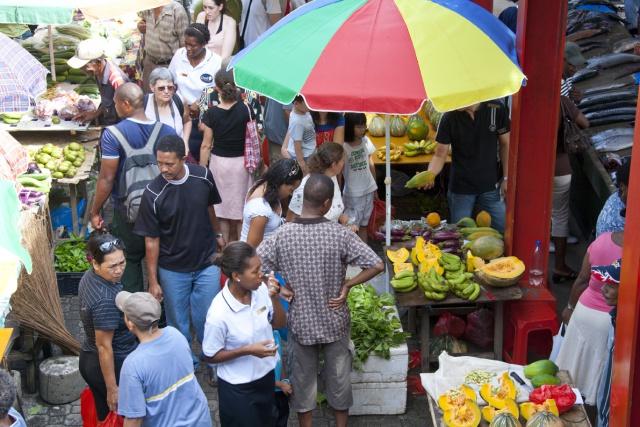 La population des seychelles a augment de 2 2 depuis le - Bureau de service national du lieu de recensement ...