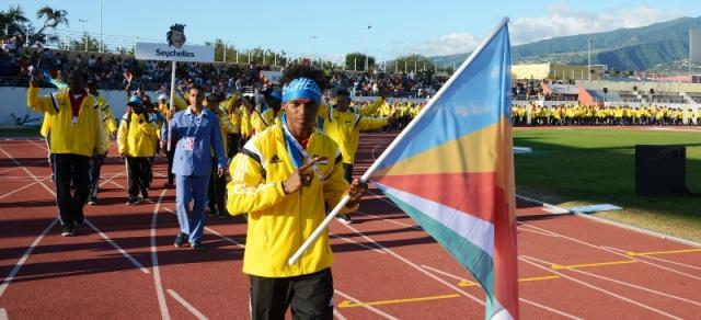 386 000 $US ont été versés aux médaillés des JIOI, l'équipe des Seychelles a été invitée à utiliser l'expérience des JIOI pour améliorer ses résultats lors des Jeux d'Afrique