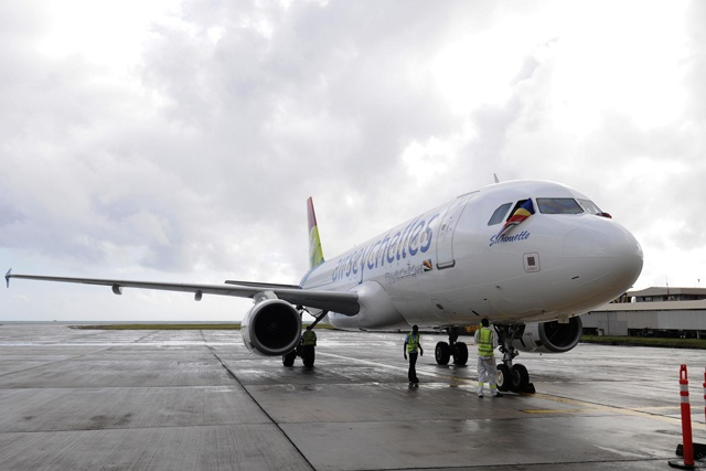 Air Seychelles adds 'Silhouette' to the island nation's register of aircraft