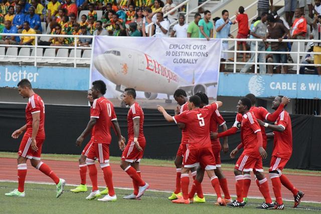 Les Seychelles créent la surprise en faisant match nul contre l'Éthiopie dans les qualifications de la CAN 2017