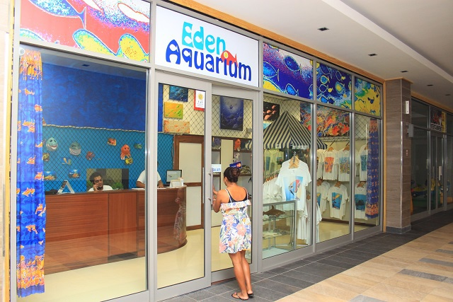 New aquarium opens in Seychelles with a focus on environmental education for kids