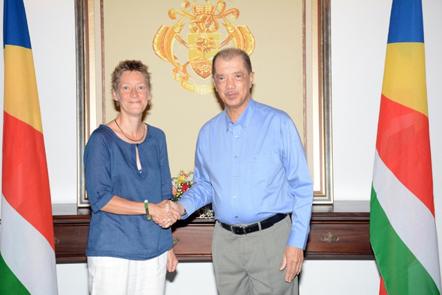 More focus on UK investments in Seychelles discussed as new British High Commissioner is accredited