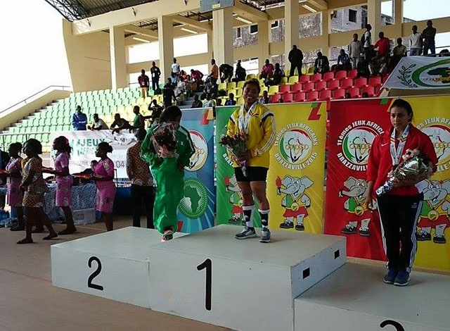 Weightlifting and badminton win golds for Seychelles at the 2015 All-Africa Games