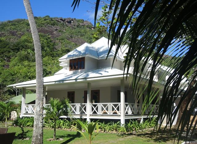 « La Belle Tortue Lodge » fait revivre l'histoire des pirates à Silhouette île des Seychelles.
