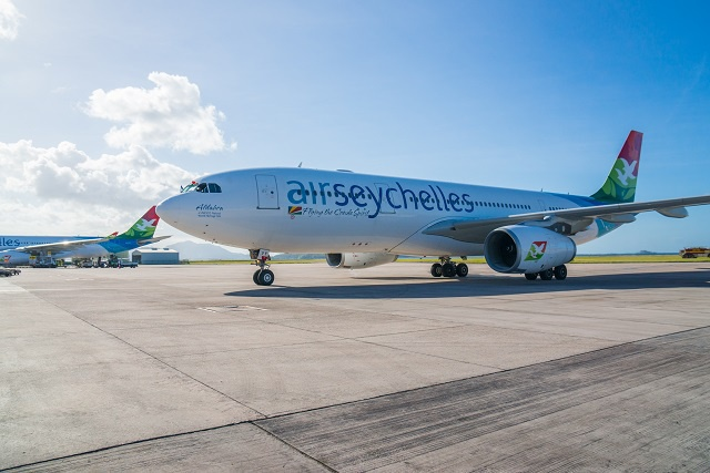Air Seychelles set to receive millions in financing from equity partner Etihad airways