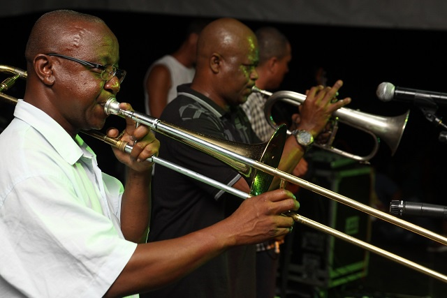 Reviving the culture of bands! Seychelles hosts first band festival