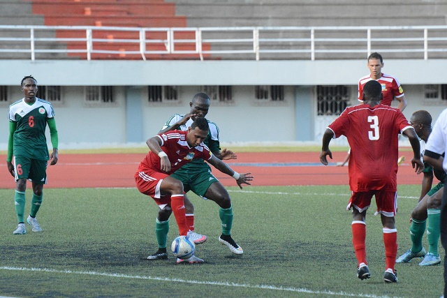 World Cup 2018 qualifiers: Seychelles loses first leg match 1-0 against Burundi