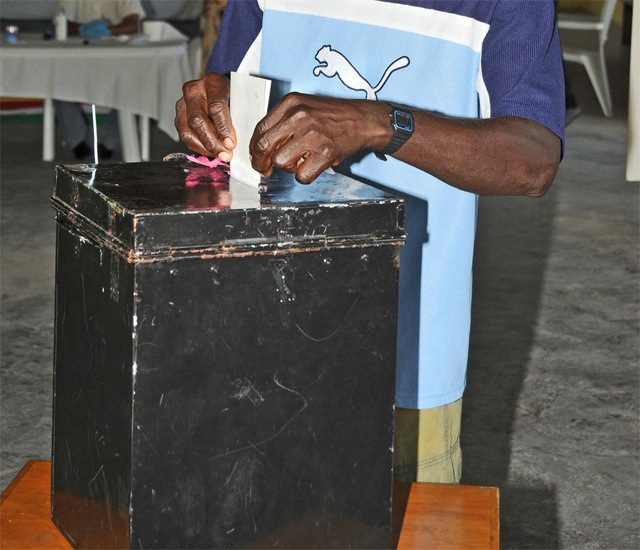 Presidential elections in Seychelles rescheduled for December 3rd to 5th