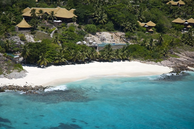 Luxury combined with an environmental conscience: why the Seychelles island of Fregate is a true paradise