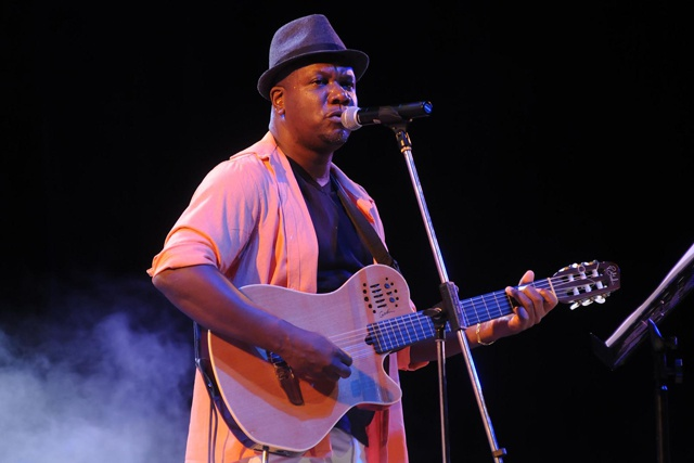 Seychellois singer with a passion for Creole music Jean Marc Volcy, clinches regional award, voted 'Seychelles best artist' by Reunion's  'Les Voix de l'Ocean Indien'