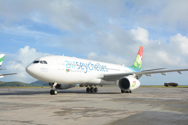 Air Seychelles offers in-flight connectivity as its first Airbus A330 'Aldabra' moves to the Seychelles register