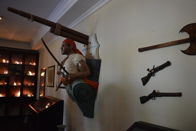 Stories of pirate treasure and a headless ghost: Museum on Fregate Island promotes Seychelles history to visitors