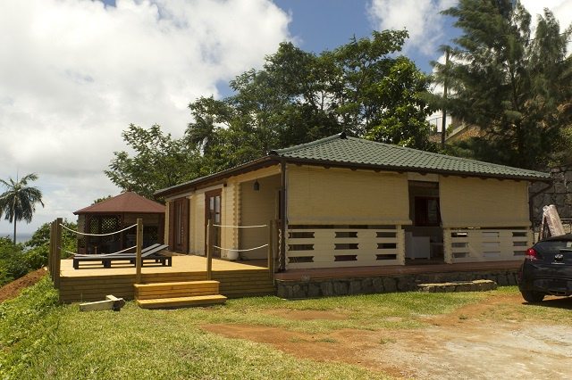 Prefab Houses In The Seychelles Islands More Options For