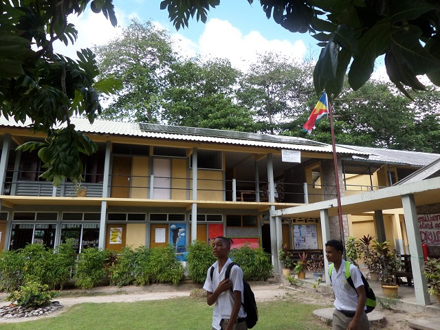 La Digue island school takes lead in the quest for the island to become Eco-Capital of the Seychelles