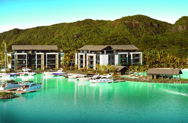 Un programme d'appartements de luxe  aux Seychelles remporte le prestigieux prix du meilleur programme immobilier résidentiel