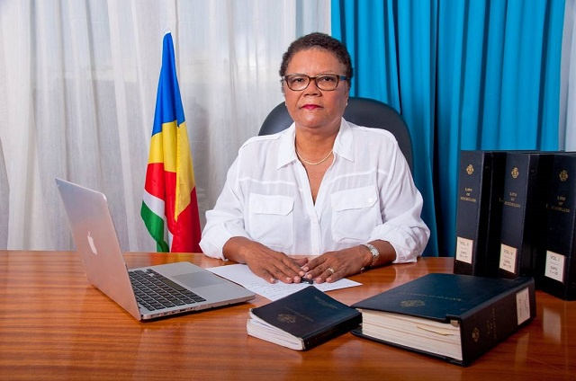 'The most important thing I want to tackle is to eliminate poverty' – Interview Seychelles presidential candidate Alexia Amesbury