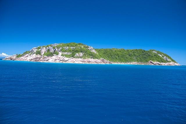 Etendre les limites de l'île Aride pour protéger davantage la réserve spéciale des Seychelles