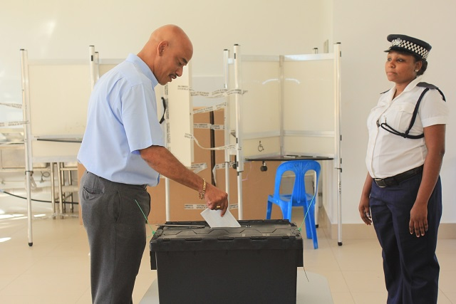 "Seychelles Presidential candidate David Pierre says he will ""accept the majority's decision if the election is declared free and fair"""