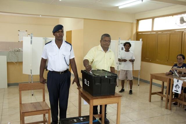 Élection présidentielle aux Seychelles : « Notre campagne a été une bonne campagne » Wavel Ramkalawan