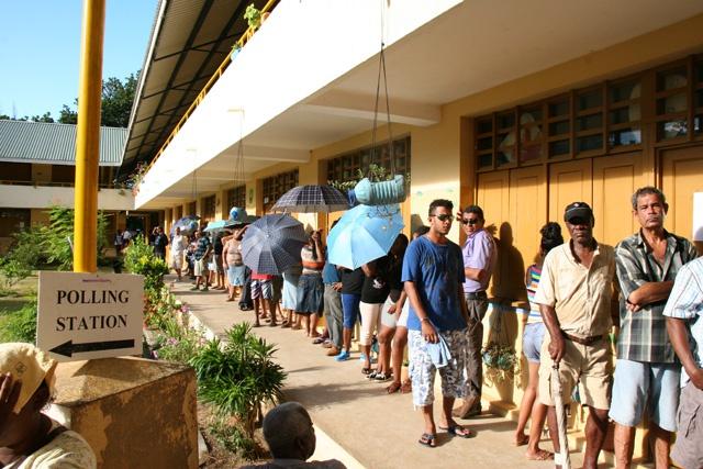 La Commission électorale des Seychelles veut accélérer le processus de vote pour le deuxième tour de la présidentielle
