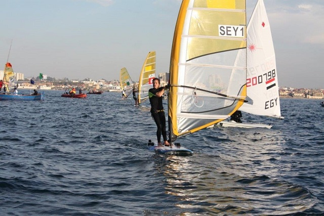 Two sailors thrilled to be Seychelles first qualifiers for Rio Olympics 2016