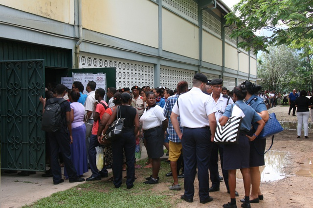 Seychelles presidential election: Second-round vote begins