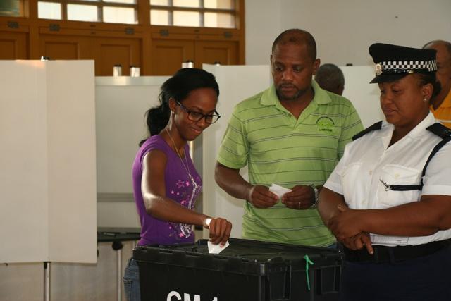 Élections présidentielles aux Seychelles : le processus plus rapide.