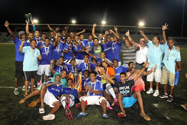 Two Seychelles football clubs, St Michel and Lightstars  qualify for CAF competition