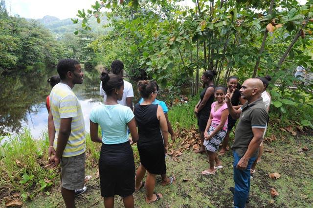 Seychelles environmentalist recognised for exemplary work