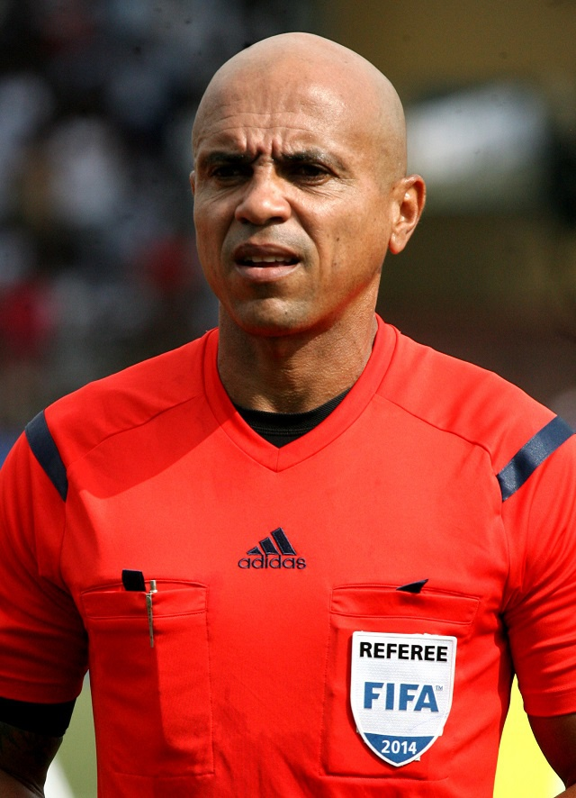 Seychelles' football referee to officiate competition in Rwanda
