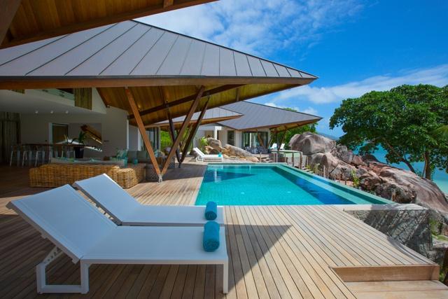 Art de vivre maisons de luxe aux seychelles seychelles for Villa de jardin mahe seychelles
