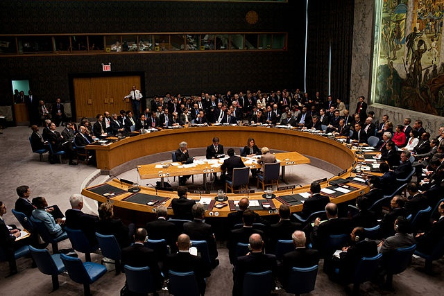 Seychelles withdraws bid for U.N. Security Council seat