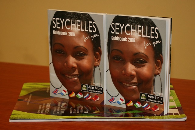 A Seychelles map app: Download the islands