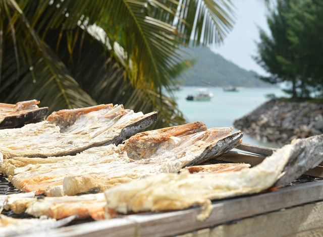 Fishmonger: Turning a necessity into a tasty delight in Seychelles