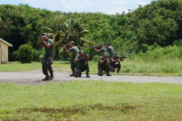 Military drills: Seychelles' forces train on hostage rescues, maritime attacks